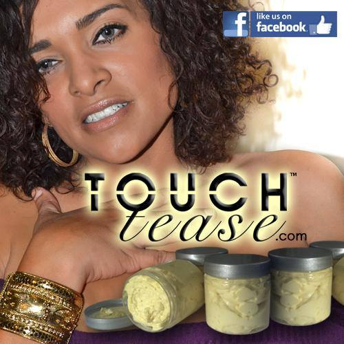 Like TouchTease on Facebook